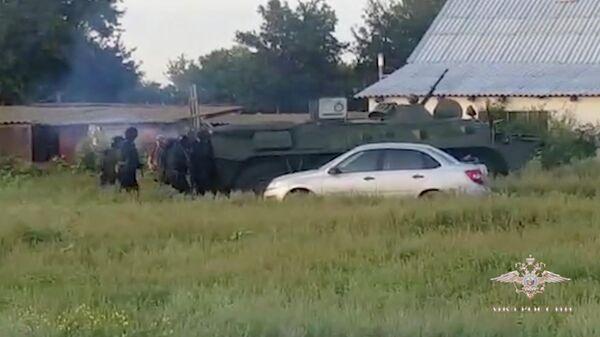 В Волгоградской области задержаны подозреваемые в совершении тяжких  преступлений на территории Татарстана. 21 августа 2019