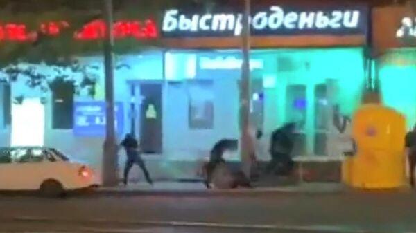 Стрельба в Краснодаре