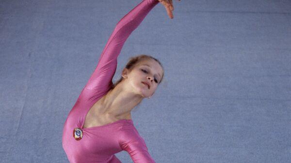 Чемпионка Европы по художественной гимнастике 1982 года, чемпионка СССР 1983 года Даля Куткайте.
