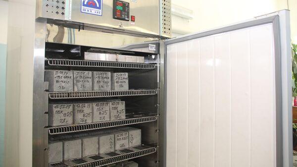 Система контроля качества продукции, выпускаемой заводом железобетонных изделий (ЖБИ) в Екатеринбурге