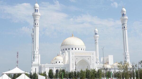 Мечеть Гордость мусульман имени пророка Муххаммеда в Шали