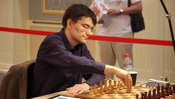 Евгений Томашевский в Суперфинале чемпионата России