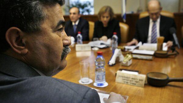 Министр обороны Израиля Амир Перец