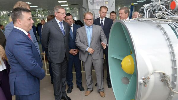 Омские предприятия представили технологические разработки на МАКС-2019