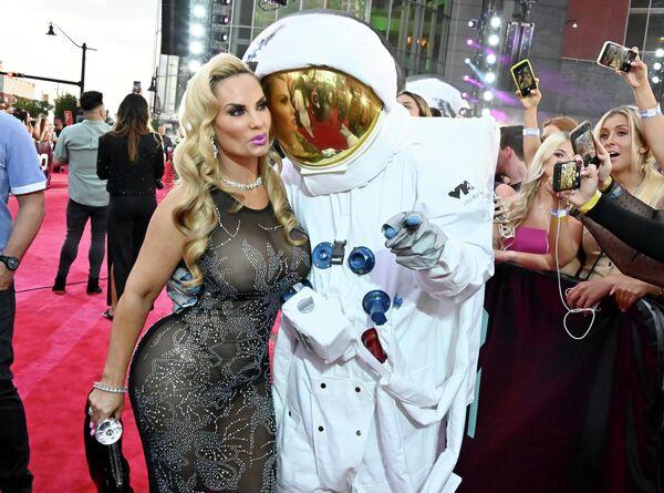 Коко Остин на церемонии вручения премии 2019 MTV Video Music Awards
