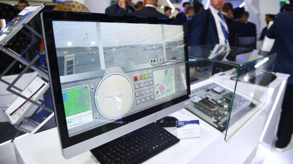 Вычислительный комплекс Эльбрус-801М, представленный на Международном авиационно-космическом салоне МАКС-2019