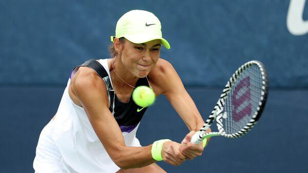 Теннисистка Наталья Вихлянцева (Россия)
