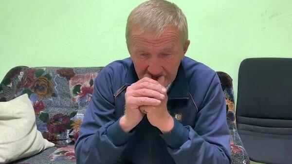Пострадавший Идрис Садыков