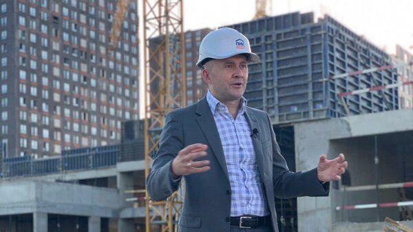 Вице-президент, директор дирекции инфраструктурных проектов ГК ПИК Алексей Козлов