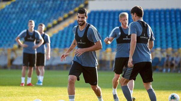 Футболист Саид Эззатоллахи