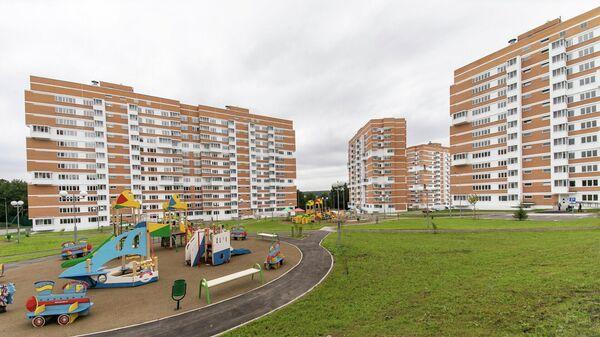 ЖК Спортивный квартал в Москве