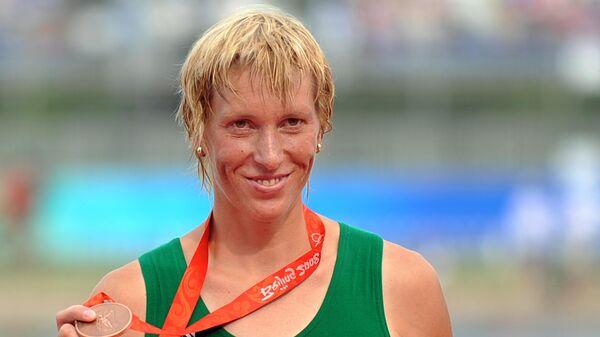 Гребчиха Екатерина Карстен (Белоруссия)