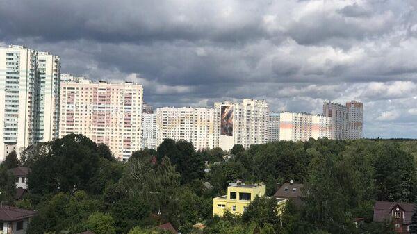 Новая Трехгорка. Панорама. Urban Morphogenesis