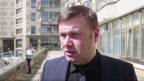 Министр энергетики и окружающей среды Украины Алексей Оржель