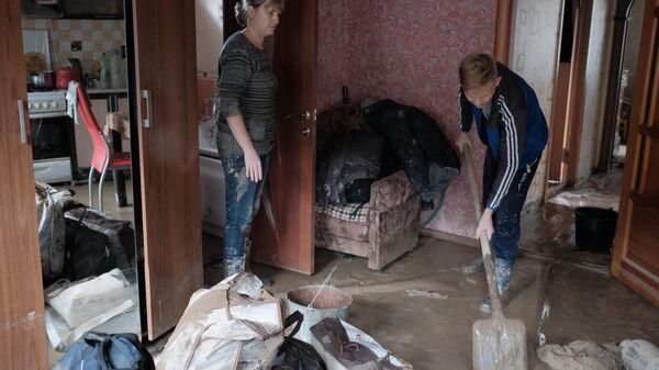 Ликвидация последствий наводнения на Кубани