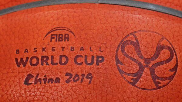 Мяч Кубка мира по баскетболу 2019