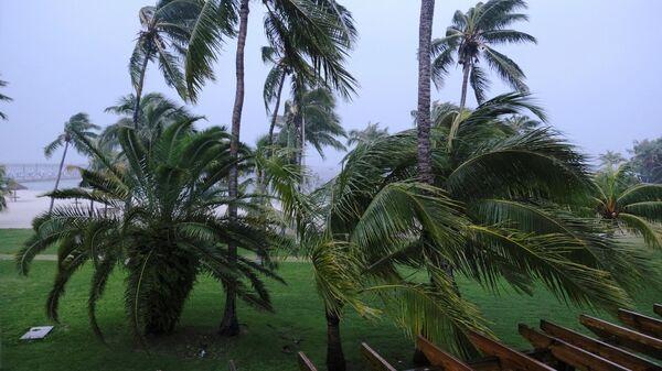 Ураган Дориан на острове Абако, Багамы. 1 сентября 2019