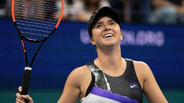 Теннисистка Элина Свитлина (Украина)