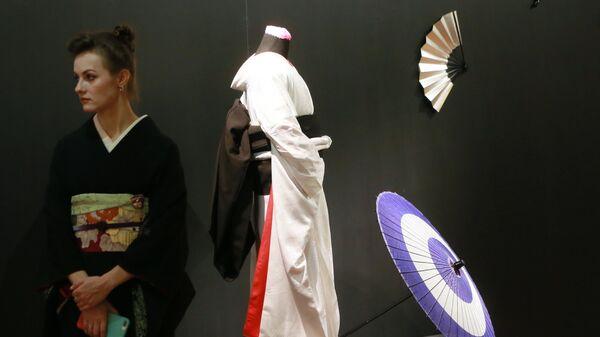 Выставка Неповторимый мир театра: Япония