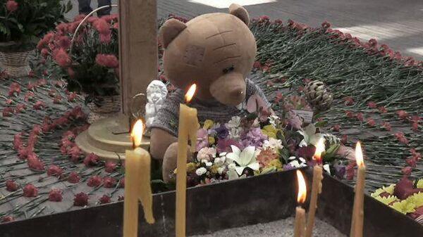 В Беслане вспоминают погибших: 15 лет с момента теракта