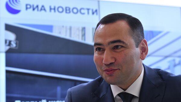 Генеральный директор АО Корпорация развития Дальнего Востока Аслан Канукоев