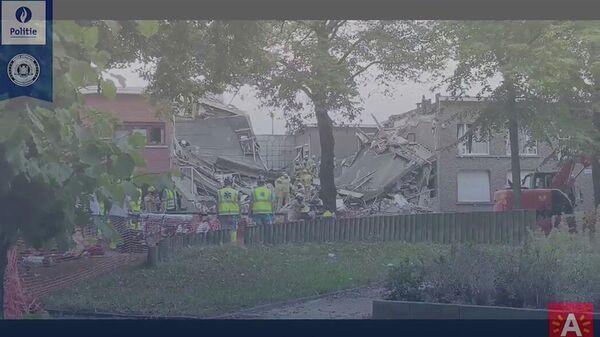 Взрыв в пригороде Антверпена. 3 сентября 2019