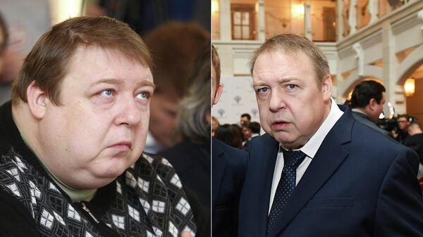 Актер Александр Семчев