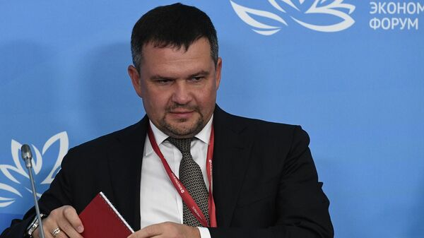 Заместитель председателя правительства РФ Максим Акимов