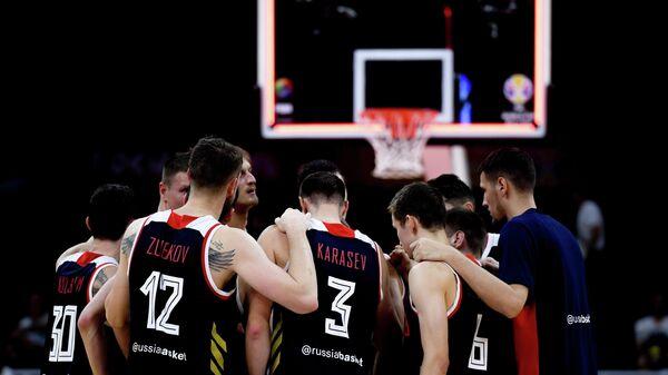 Сборная РФ лишилась шансов навыход вплей-оффЧМ побаскетболу