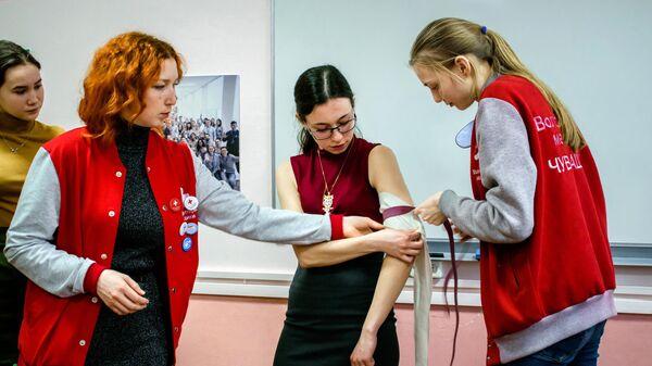 В России впервые пройдет массовая акция по обучению навыкам первой помощи