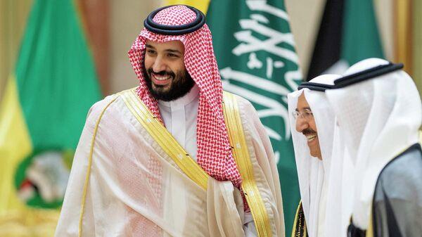 Наследный принц Саудовской Аравии Мухаммед бин Салман бин Абдель Азиз Аль Сауд