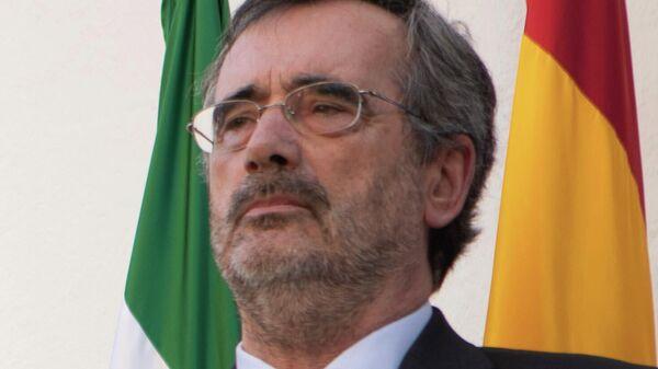 Испанский политик Мигель Крус Родригес