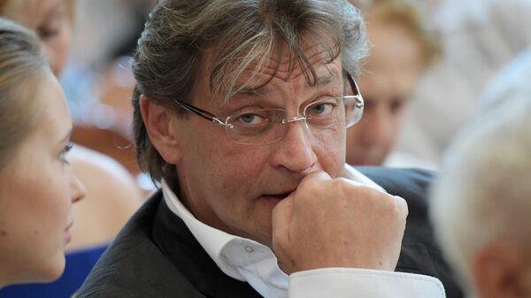 Актер Александр Домогаров