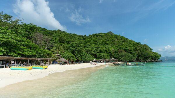 Остров Ко Хе Банана Бич
