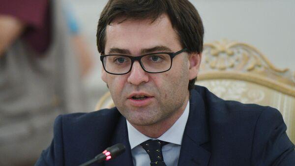 Министр иностранных дел и европейской интеграции Молдавии Николай Попеску