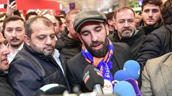 Арда Туран приговорен к условному сроку за драку