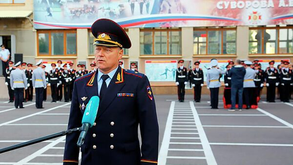 Генерал-майор полиции Андрей Янишевский