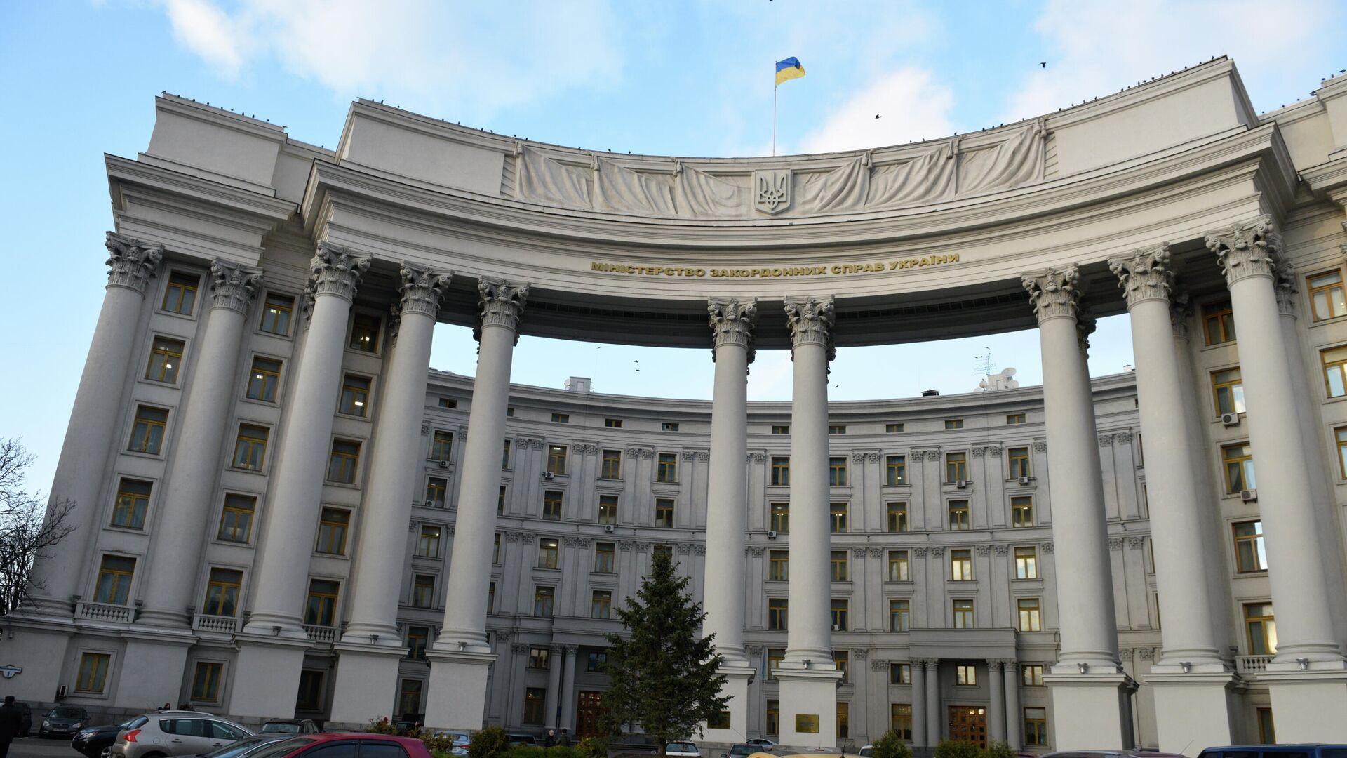 Здание министерства иностранных дел в Киеве - РИА Новости, 1920, 23.02.2021