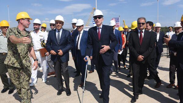 Посол США в Греции Джеффри Пайетт