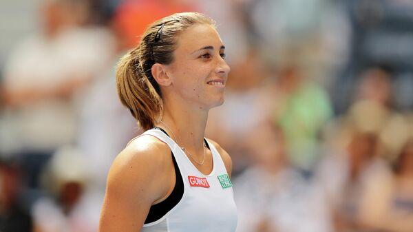 Теннисистка Петра Мартич (Хорватия)
