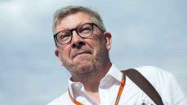 Спортивный директор Формулы-1 Росс Браун