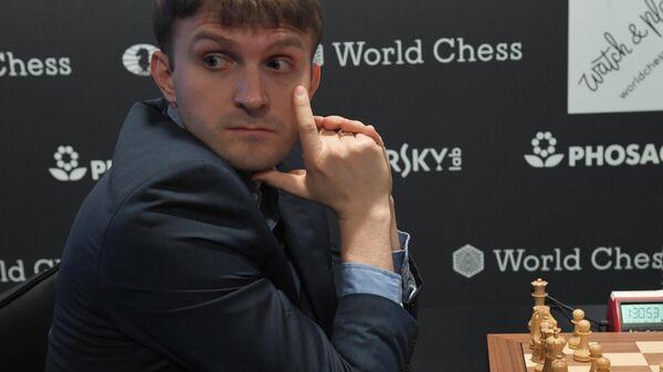 Гроссмейстер Никита Витюгов (Россия)