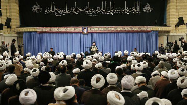 Выступление верховного лидера Ирана Али Хаменеи. 17 сентября 2019