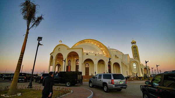 Кафедральный собор Рождества Христова в Каире