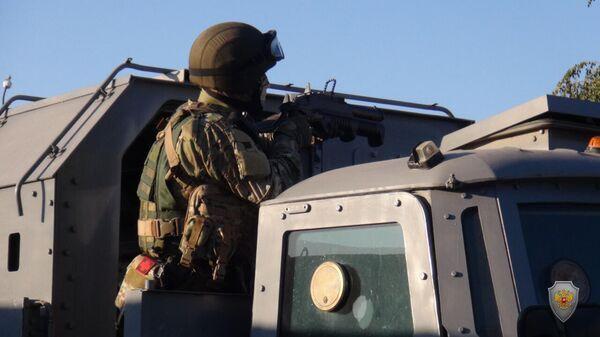 Контртеррористическая операция в Кабардино-Балкарии