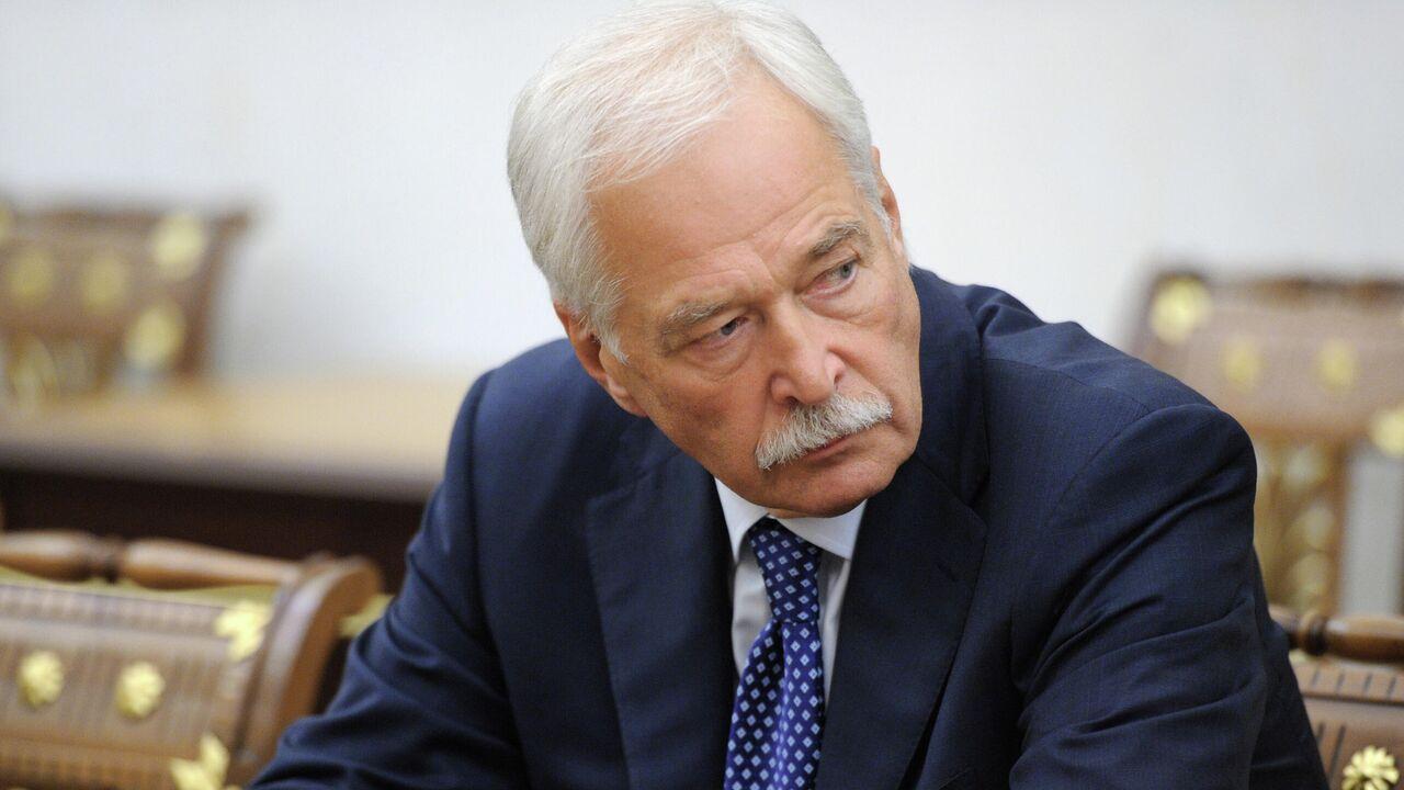 Грызлов подвел итоги переговоров по урегулированию в Донбассе в 2020 году