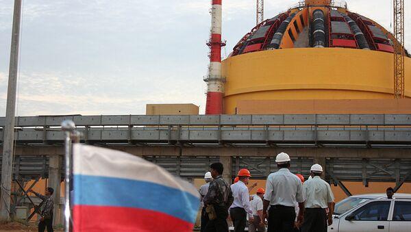 Индия - Россия: от космоса до атома