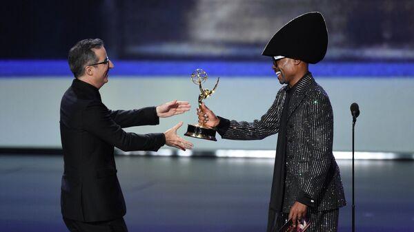 Билли Портер завоевал премию телеакадемии США Emmy за лучшую мужскую роль в драматическом сериале