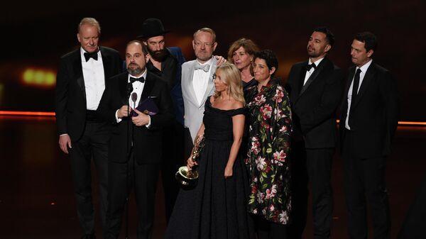Чернобыль завоевал Emmy в категории лучший мини-сериал
