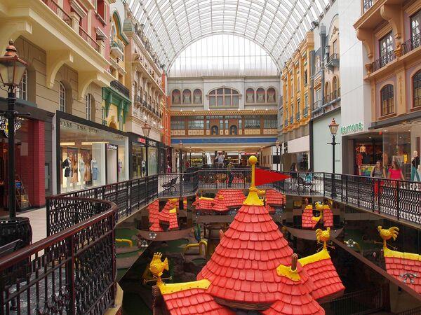 Торговый центр West Edmonton Mall в Канаде